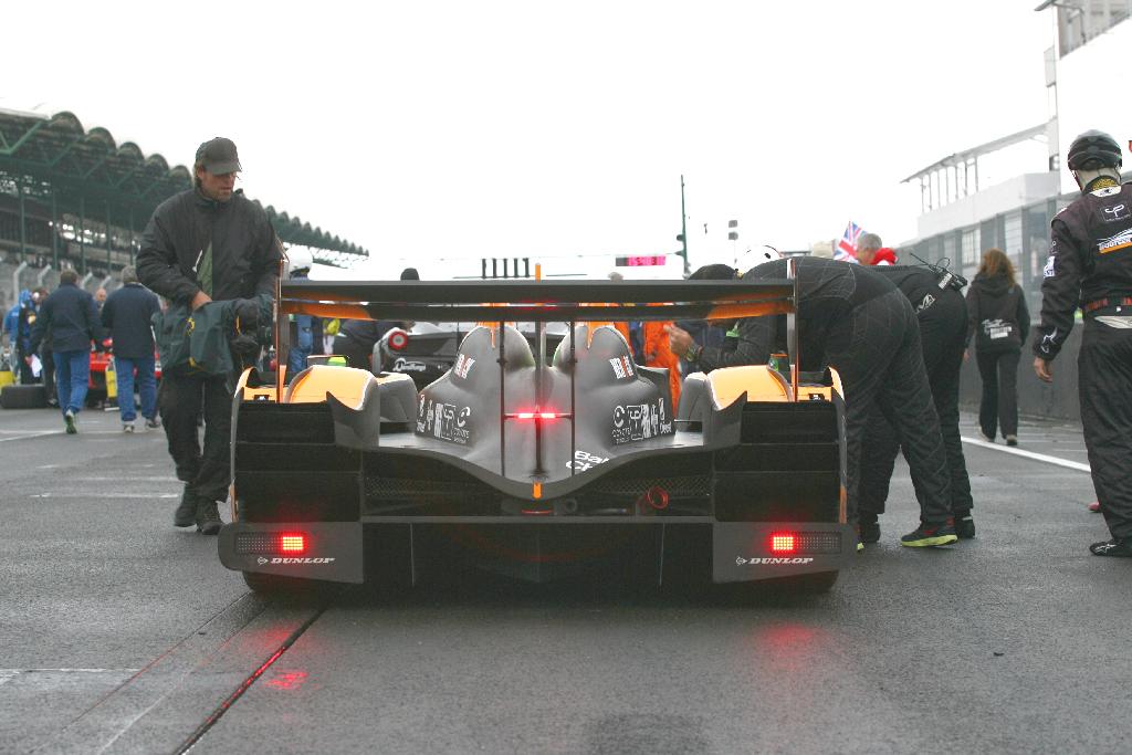 ELMS LMP2 Hungaroring 2013-42