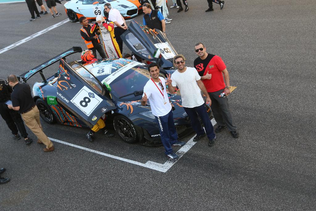 Gulf 12H McLaren GT3 2013-32