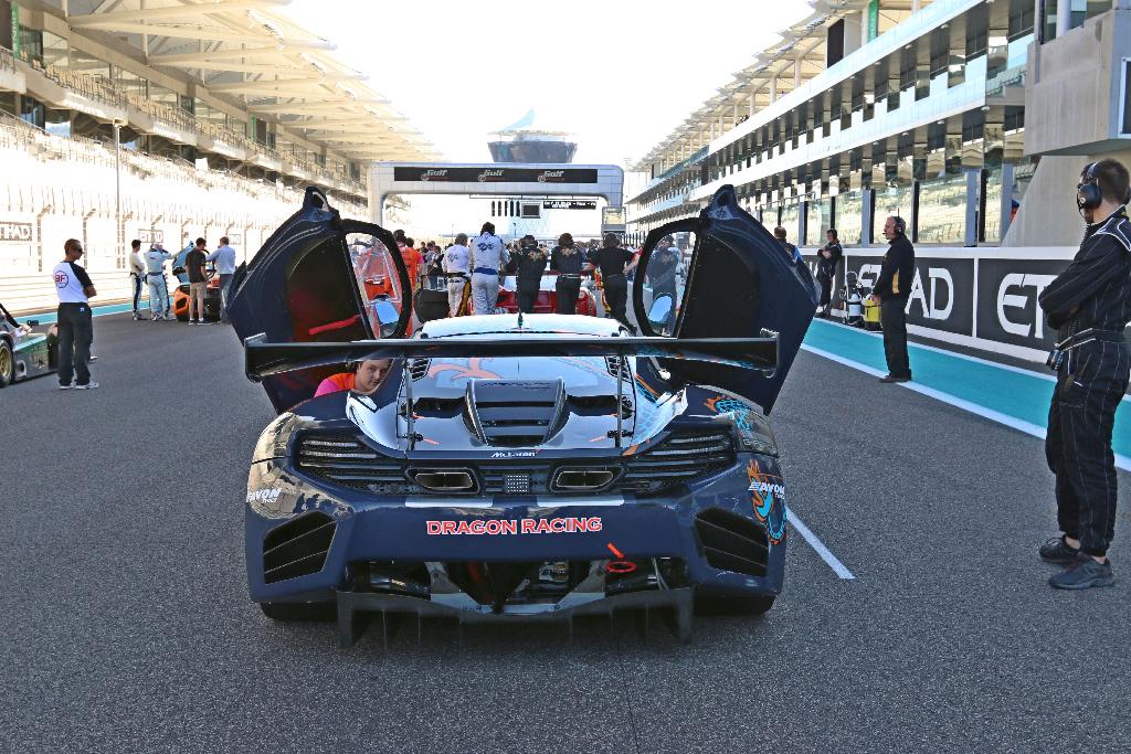 Gulf 12H McLaren GT3 2013-34