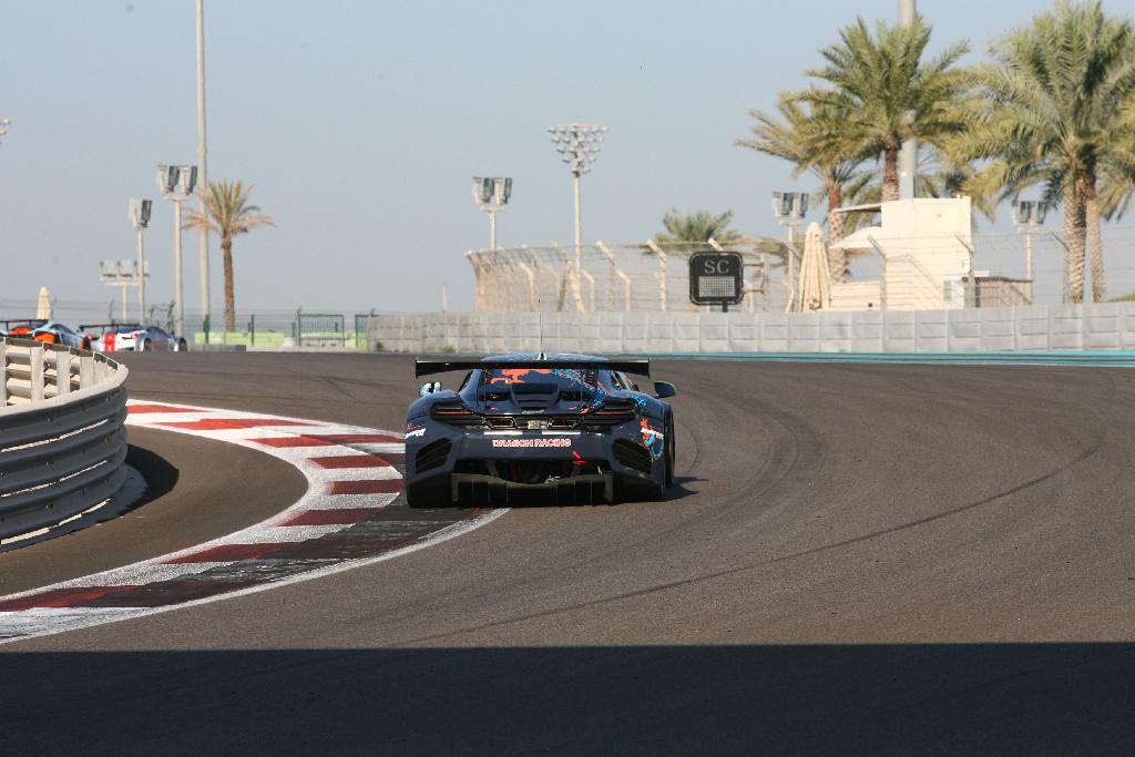 Gulf 12H McLaren GT3 2013-54