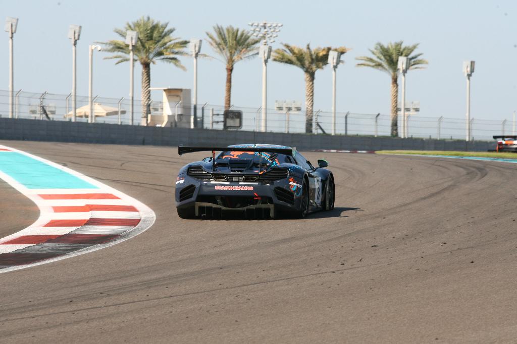Gulf 12H McLaren GT3 2013-62