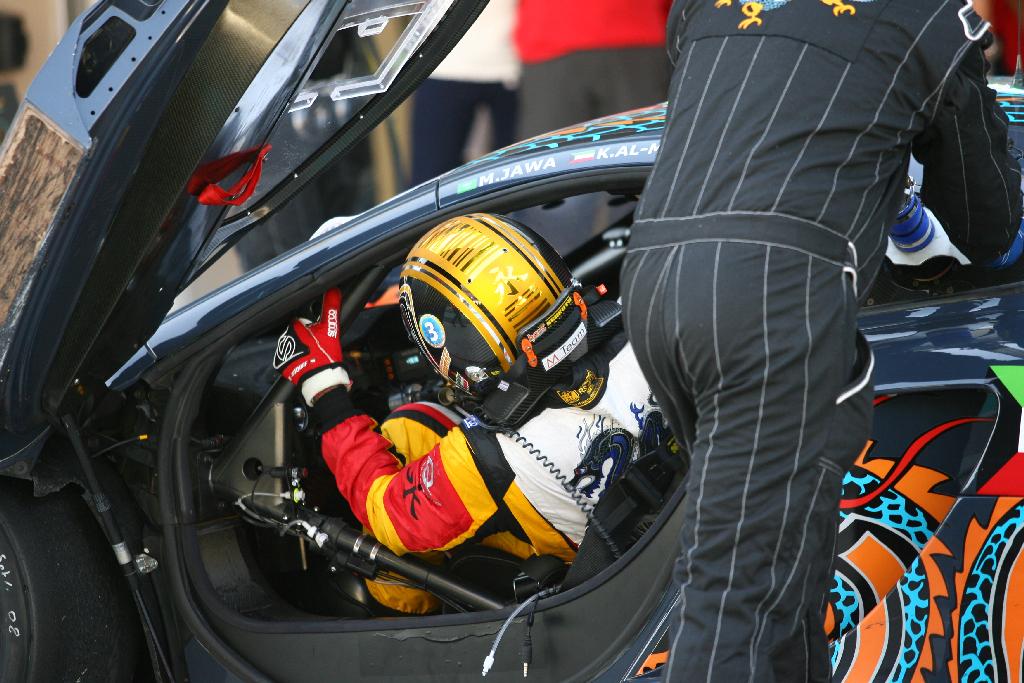 Gulf 12H McLaren GT3 2013-65
