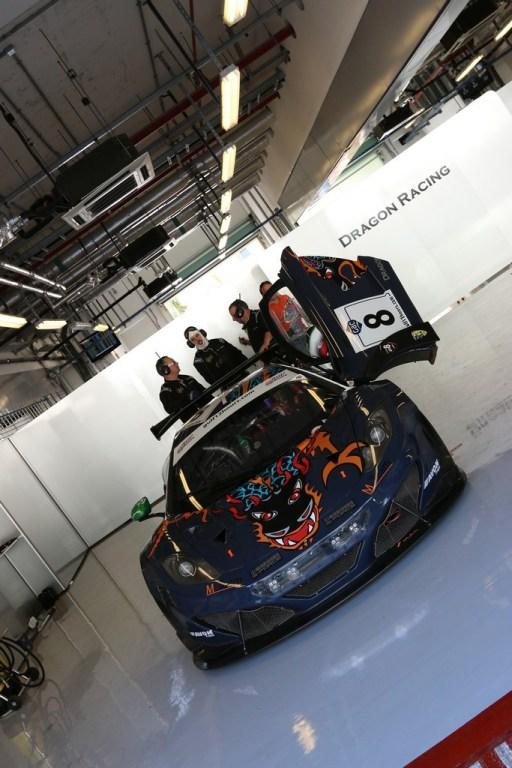 Gulf 12H McLaren GT3 2013-7