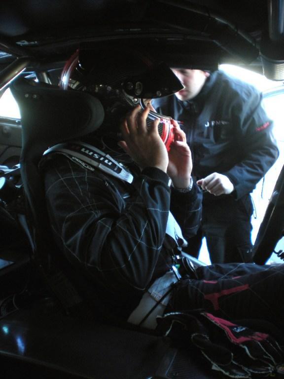 Nissan NISMO GT3 test Portimao 2012-1