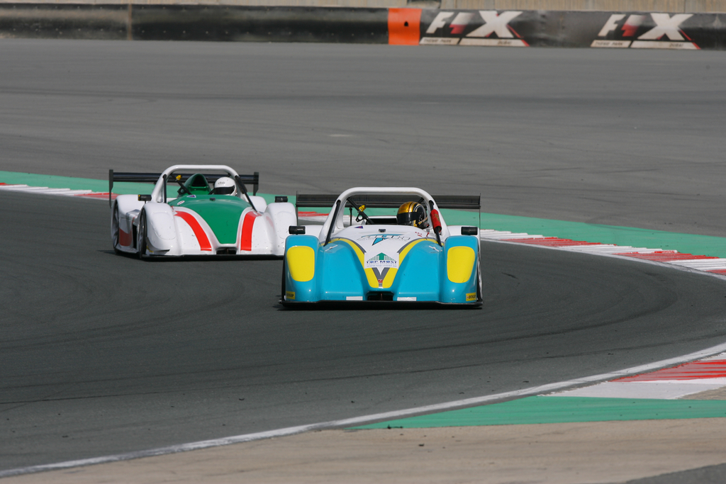 Radical SR3 UAE -2010-11-12-11