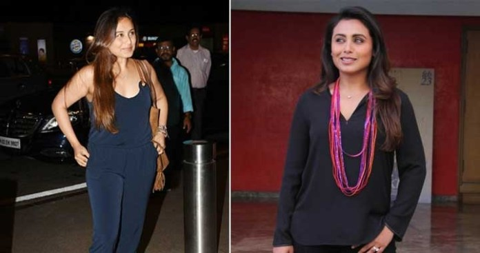 Actress Rani Mukerji coming to Dubai to Promote Hichki