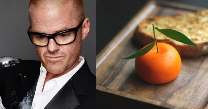 British Chef Heston Blumenthal to open new Restaurant in Dubai