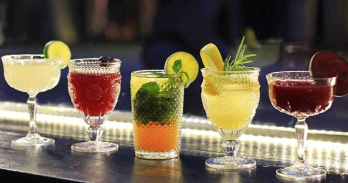 Five Easy Mocktails to Keep Hydrated in Hot Weather in Dubai