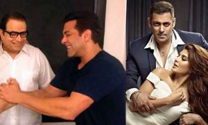 Salman Khan in Abu Dhabi for Shooting 'Race 3'