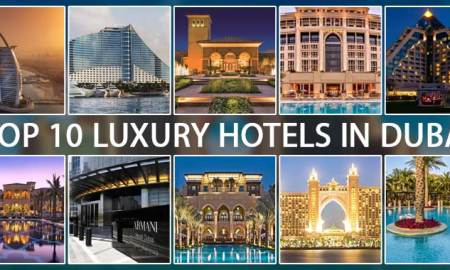 hotels in dubai luxury top 10