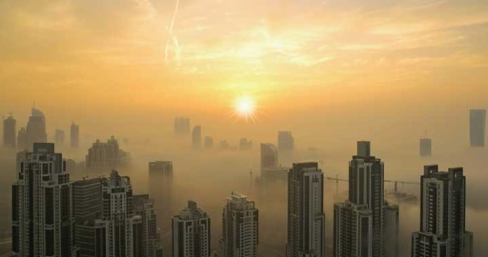 Dry Day announced in Dubai on the Next Weekend