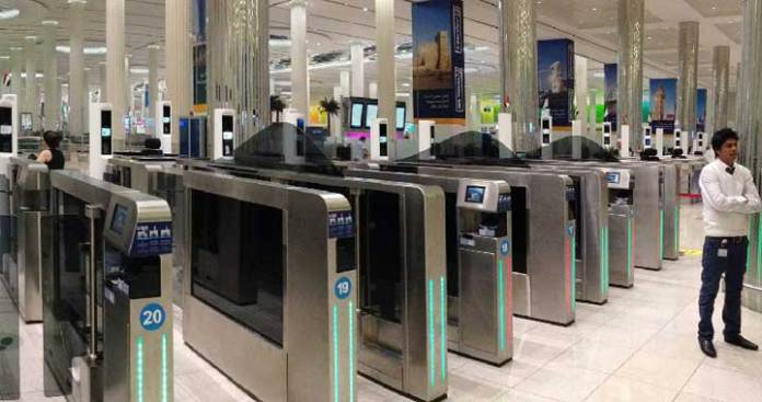 Dubai's airport to install Smart Gates soon