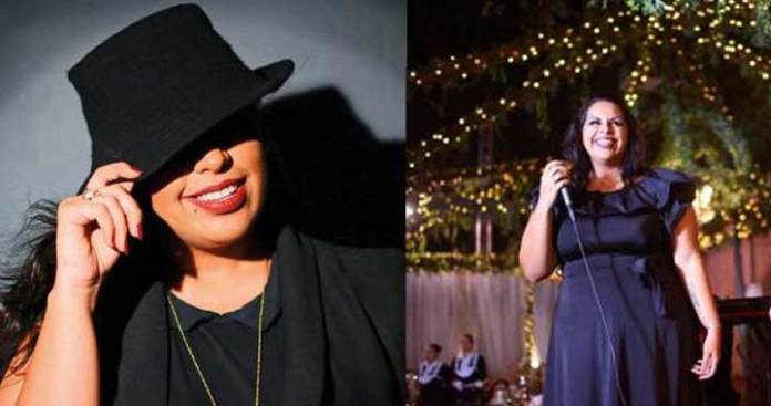 Loulwa Al Sharif, Saudi Arabia's First Female Singer Performed in Jeddah