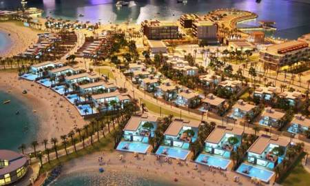New Waterpark Laguna Waterpark Opening at Dubai's La Mer