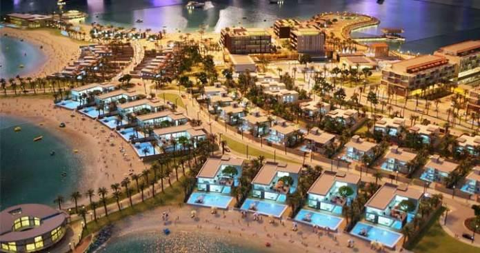 New Waterpark Laguna Waterpark Opening at Dubai's La Mer