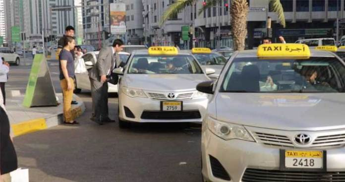 Taxi Fares increased in Ajman starting 1st April
