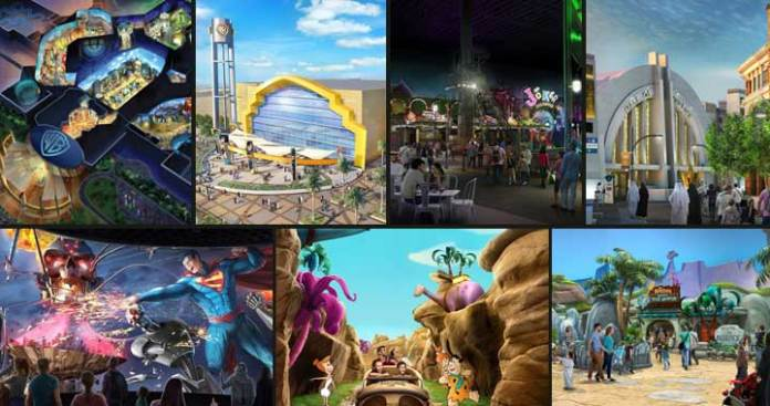 Warner Bros. World to Open up in Abu Dhabi in Summer 2018