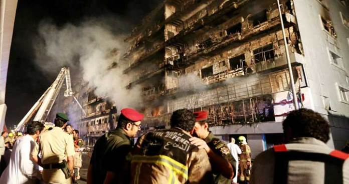 Dubai Civil Defence aims to Achieve World's Best Fire-Incident Response Time