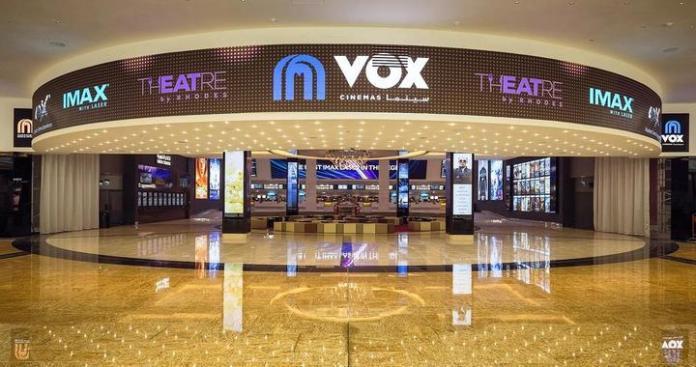 Dubai's VOX Cinemas Confirms Deal to bring IMAX Theatres to Saudi Arabia