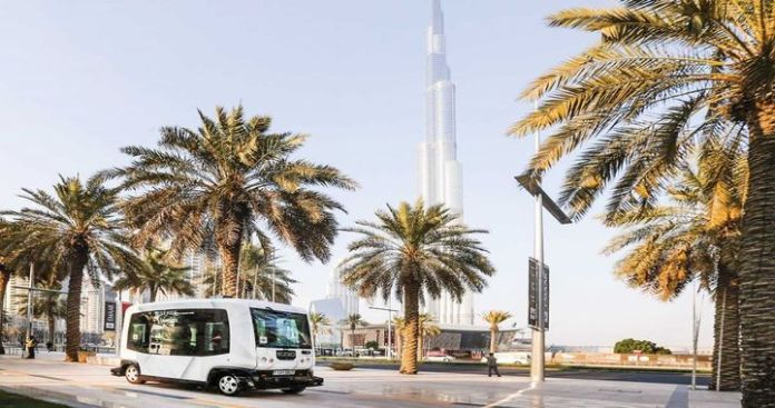RTA Announces Registration Date for Dubai World Challenge for Self-Driving Transport