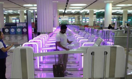 18 New Smart Gates Installed at Terminal 2 of Dubai International Airport