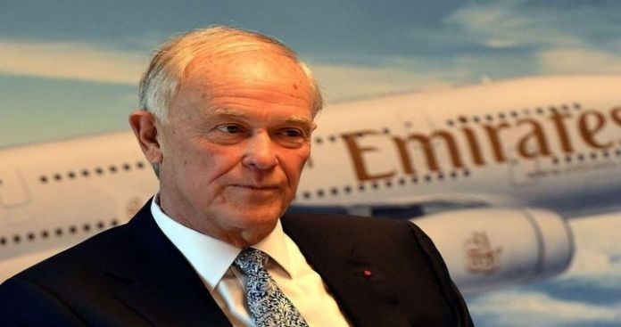 Aircraft of the Future May Have No Windows, says Emirates' Tim Clark