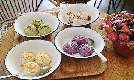 Dubai's Wild & The Moon Introduces Vegan-Friendly Ice Cream Flavors