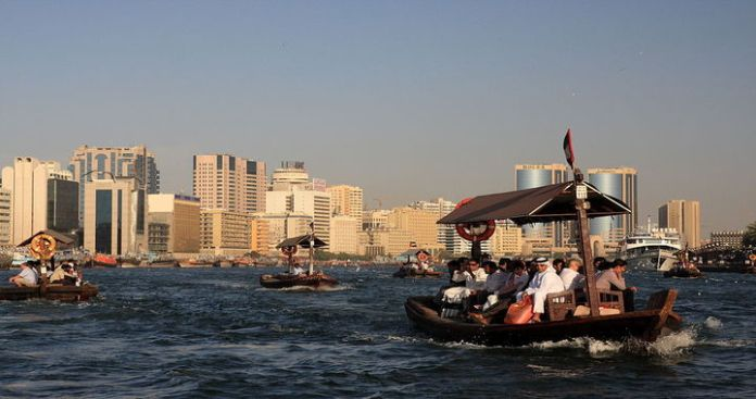 Dubai Creek is shortlisted for the UNESCO World Heritage List