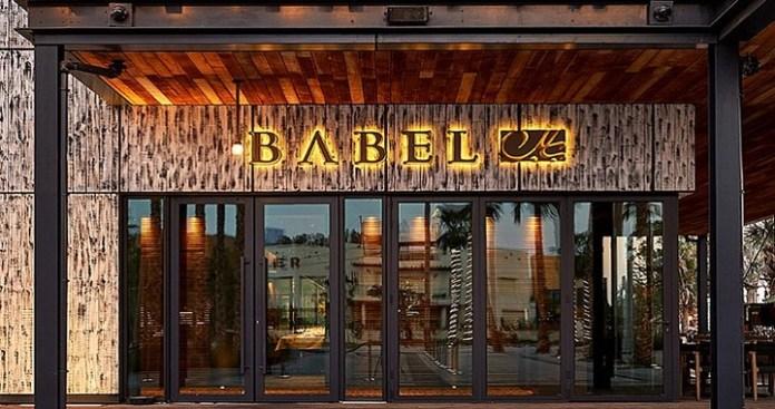 Lebanese Restaurant Babel opens at La Mer Dubai