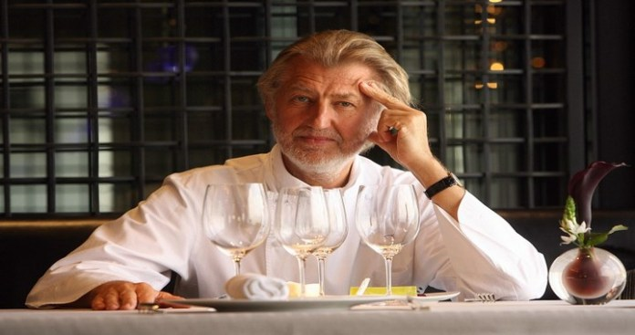 Michelin Star-Collecting Chef Pierre Gagnaire Bring Affordable French Cuisine to Dubai