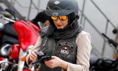 Saudi Arabia's Female Bikers gear up for Lifting of driving Ban