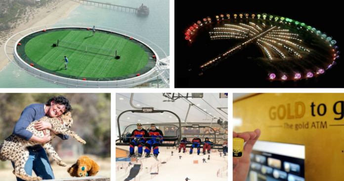 5 Most Amazing Things You'll Only See In Dubai