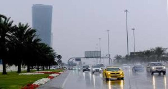 Moderate Rainy Weather Expected over Al Hayer in Al Ain