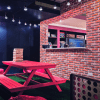 Retro '90s night at The House Party Bar in Fairmont Dubai