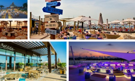 Ultimate Spots in Dubai for Sundowners and Evening Drinks