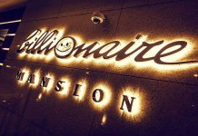 Billionaire Mansion Dubai