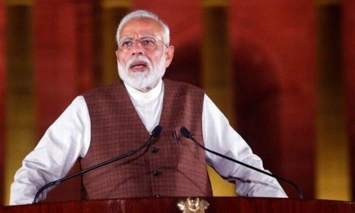 Narendra Modi on India's fresh Re-elected PM