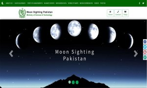 Pakistani-Moon-sightening-Website