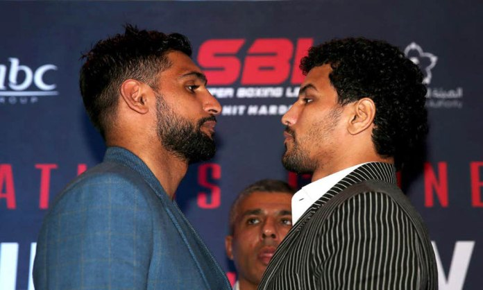 Amir Khan wants Saudi boxing arena is a space for rapprochement between India and Pakistan