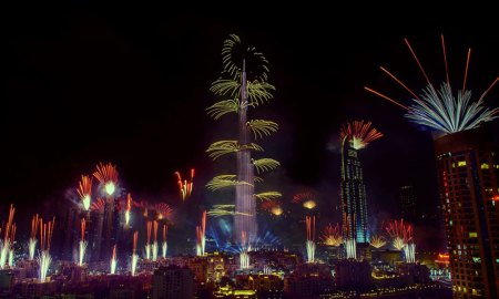 Entertainment and recreational activities during Eid Al Fitr in Dubai