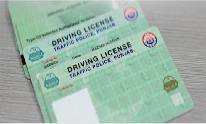 Pak Motorways Police licence are going to be valid in UAE