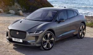 Jaguar I-Pace set to grab sight at Dubai Motor Show