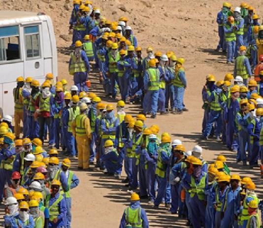 Pakistani Workers In Saudi Arab