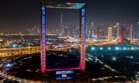 Dubai Frame to display Fireworks at New Year 2020