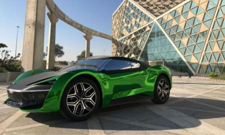 GFG Style's 2030 Saudi Arabia Car Revealed in Riyadh Car show