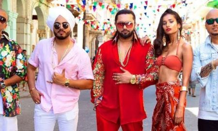 Honey Singh to perform at Bollywood Park on New Year's Eve in Dubai