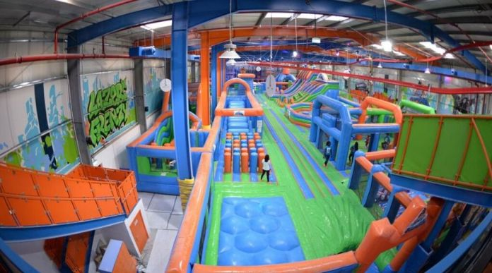 Air Maniax to Launch New Park for Adults