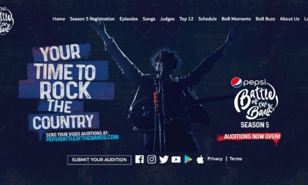 Pepsi Battle of the Bands Season 5 Registration and Online Form