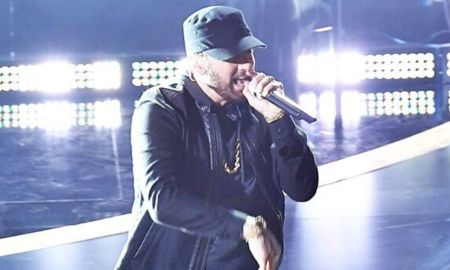 Eminem surprises 2020 Oscars with 'Lose Yourself' performance