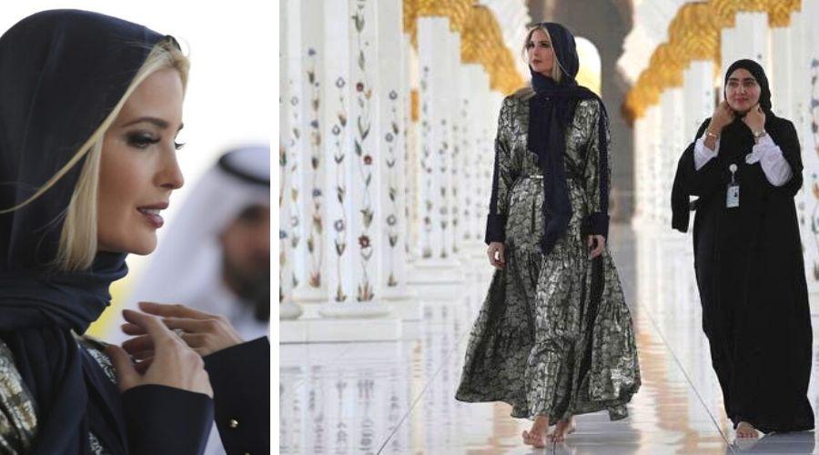 Ivanka Trump visits Dubai, Abu Dhabi prior GWFD 2020